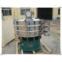 Large capacity building industry vibrating sieve machine for sand and cement