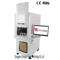USA laser source UV laser marking machine