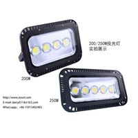 250W high power full flood light