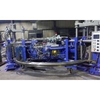 HM-618 Rotary PVC double colour gumboots making machine