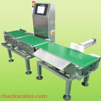 Automatic check weight machine