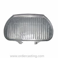 OEM High Precision Aluminum Casting with Die Casting Process