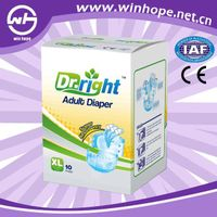 2014 new products Winhope adult diaper for elderly better price