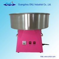 Hot Sale Newest high quality CE Electric Cotton Candy Floss Machine/Maker