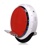 2015 Model 174wh Self Balance Scooter Electric Balance Unicycle with Lights System and Bluetooth Lou thumbnail image