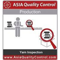 Yarn Quality Control in Indonesia
