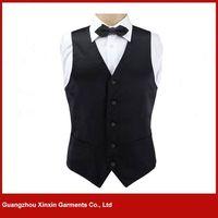 Fashion Classic Vest For Men Formal Casual Dress Vest Tie Suit Waistcoat