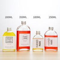 Flint Glass Bottle with Lid thumbnail image