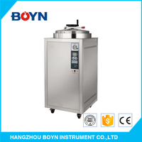 CE Approved LDZH-150KBS Medical Equipment Vertical Steam Pressure Sterilizer/Autoclave