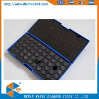 1608 PDC cutter /PDC(Polycrystalline Diamond Compact)cutter inserts thumbnail image