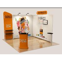 Advertising trade show exhibition system thumbnail image