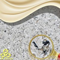 JW-6865 Believer-Anti Corruption Engineered Quartz Stone Slab