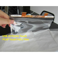 15~110 inch capacitive nano touch film touch foil USB 10 Points touch thumbnail image