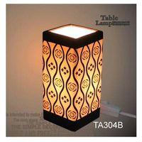Porcelain fragrance table lamp thumbnail image