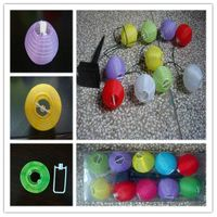 offer solar Led light lantern strings thumbnail image