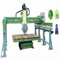 Bridge stone cutting machine for marble and granite