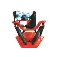Electric motion simulator F1 simulator car racing simulator