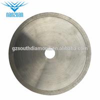 Super sharp 200mm diamond cutting disc for gemstone tools thumbnail image