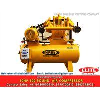 10HP 500 Pound Air Compressor thumbnail image