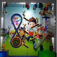 New design indoor children's wall play equipment thumbnail image