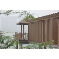 Direct factory supply wpc pergola, wpc pavilion, wpc gazebo