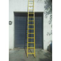 Wall Supported FRP Ladder