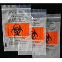 LDPE kangaroo bags / Specimen Bags / Ziplock Bag