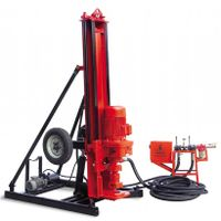 KQD165 Small DTH water well drilling rigs