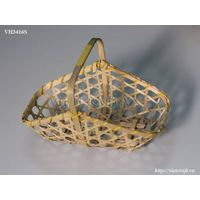 storage bamboo basket made in Vietnam