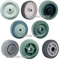 Thermoplastic Rubber Wheels TPR wheels