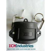 PP Camlock coupling Type DC thumbnail image