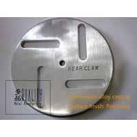 Aluminium alloy casting Machinery parts thumbnail image