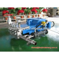 Triple Plunger Cleaning Pump with CE