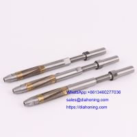 Single pass diamond honing tools, con-rod, compressor parts progressive honing tools