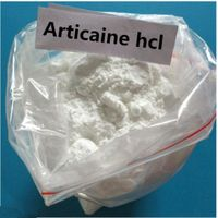 Top quality Local Anesthetic Powder Articaine hydrochloride Hcl Powder CAS 23964-57-0 Factory Price thumbnail image