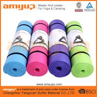 2017 New Hot Professional Eco friendly Natural Rubber Yoga mat