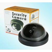 blinking LED and motion detector Dummy CCTV Camera