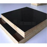 18mm Chinese Film Faced Plywood with Two Times Hotpress