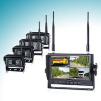 7inch 2.4GHz Digital Wireless Camera System