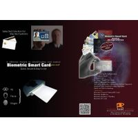 Biometric Smart Card with Match on Card (MoC) Technology