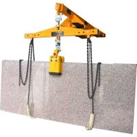 SPREADER BEAM M3, lifter stone, equipment stone, grip stone, clamp stone, granite marble, material h