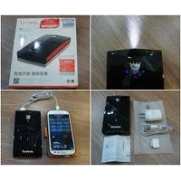 13000mah new  portable powerbank 5V 1A for Iphone/Samsung/HTC/Nokia/GPS/IPOD/IPAD/NASL/digital camer