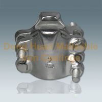 Boss clamps Double Bolt Pipe Clamp Supplier Boss Clamps Manufacturer