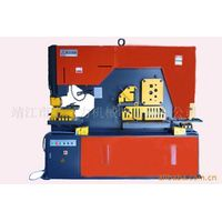 hydraulic combined punching&shearing machine with notch Q35Y-25