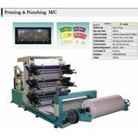 Printing & punching(Die cut) machine thumbnail image
