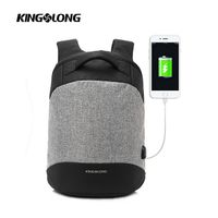 Anti Theft Laptop waterproof backpack KINGSLONG HOT sell anti-theft backpack