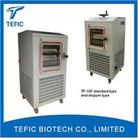 Pilot Freeze Dryer Suppliers, In-Situ Freeze Dried Food Machine Hot Sale