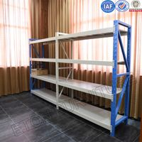 Strong Support Column Loading Warehouse Factory Storage Pallet Rack thumbnail image