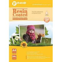 260G Resin Coated Premium Photo Paper With Waterproof Ability for Inkjet Printer thumbnail image