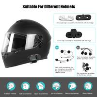Tcom-vb FreedConn 800M Motorcycle Bluetooth Intercom thumbnail image